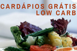refeiçoes para emagrecer com cardápios grátis low carb